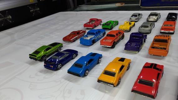 Lote Hot Wheels Opala Maverick Pickups
