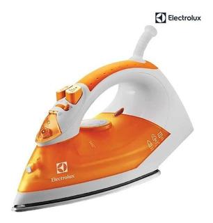 Plancha Electrolux Arezza Naranja Sie13 Vapor