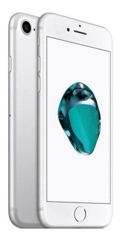 iPhone 7 32 Gb Prata Anatel Garantia Até 09/2018.