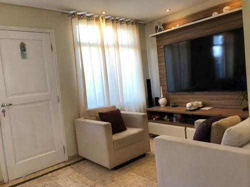 Imagem 1 de 30 de Sobrado No Condomínio Villagio Bologna, 100m², 3 Dormitórios, 1 Suíte, 2 Vagas, Bosque Maia. - So0183