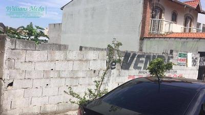 Terreno Residencial À Venda, Parque Renato Maia, Guarulhos. - Te0182