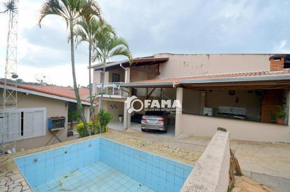 Casa Com 4 Dormitórios À Venda, 200 M² - Jardim Fortaleza - Paulínia/sp - Ca1936
