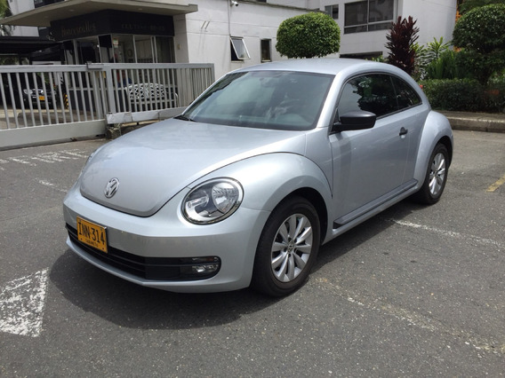 Volkswagen New Beetle 2.5 Gasolina 2016