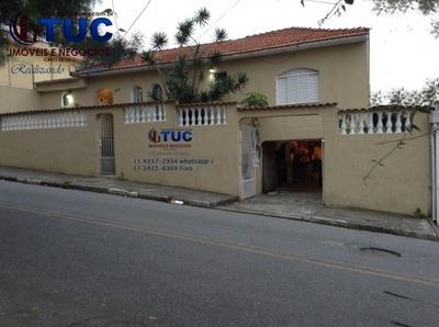 Casa C/3 Dorms -03 Vgs -ac Permuta ( Baeta Neves- S.b.c) - 8030