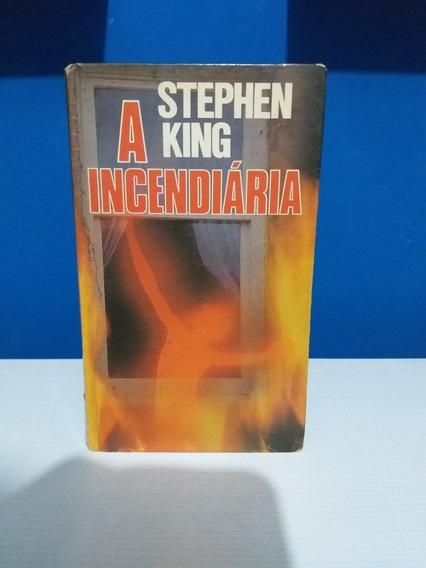 A Incendiária Stephen King Círculo Do Livro Capa Dura