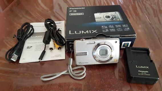Camara Panasonic Lumix Dmc-f3