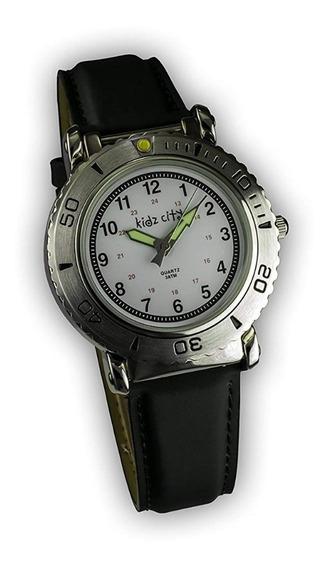 Nivada Reloj Formal Unisex Para Niños Np2488alva