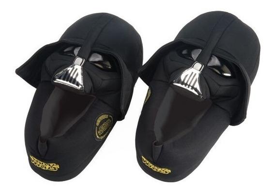 Pantufa 3d Darth Vader Star Wars Ricsen
