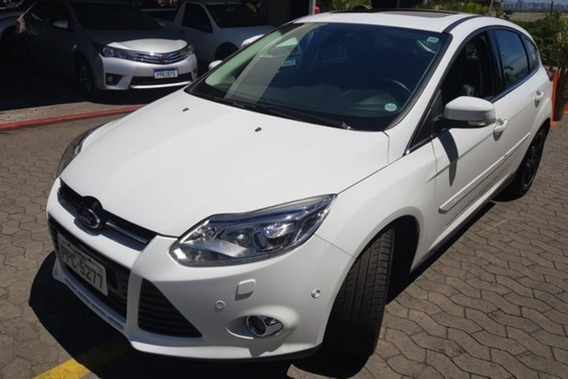 Focus Hatch Titanium Plus 2.0 16v Powershift