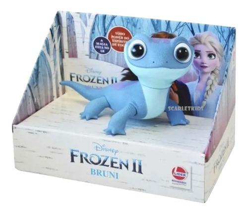 Imagen 1 de 6 de Frozen 2 Bruni  12cm Salamandra Disney Original Scarlet Kids