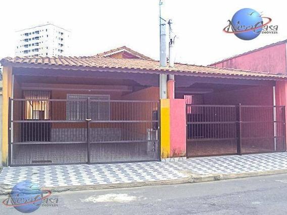 Casa A 50 Metros Da Praia À Venda, Cidade Naútica, São Vicente. - Ca3514