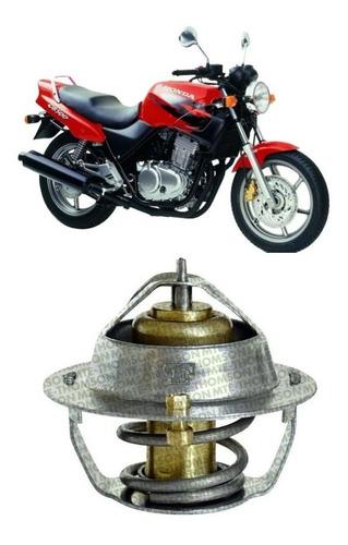 Valvula Termostatica Seire Ouro Honda Cb 500 500 Gas 2002