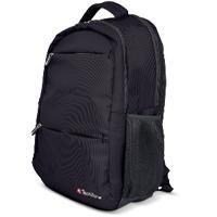 Backpack Warrior, Modelo Tz18lbp01-negro, Para Laptop De Has