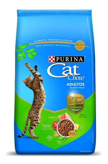 Purina® Cat Chow® Adult Defense Nature 2,7kg + Regalo