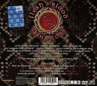 Whitesnake Flesh & Blood Deluxe Edition Usa Import Cd X 2