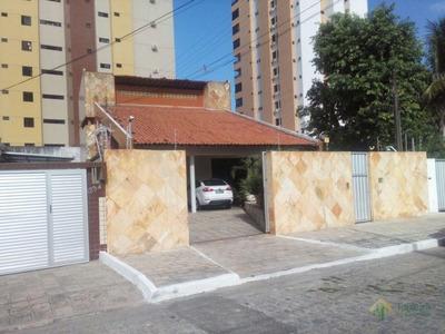 Casa À Venda Por R$ 1.250.000 - Manaíra - João Pessoa/pb - Cod Ca0145 - Ca0145