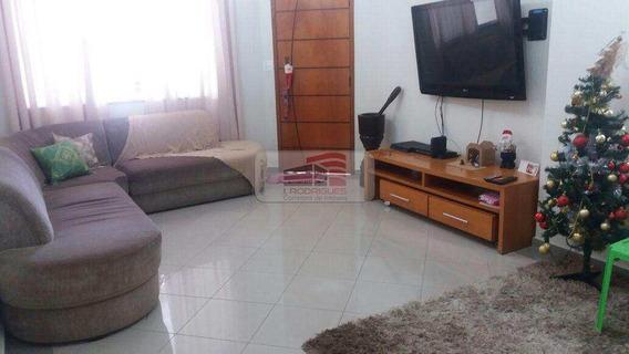 Sobrado Com 3 Dorms, Independência, São Bernardo Do Campo - R$ 575 Mil, Cod: 69 - V69