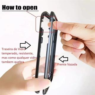 Capa Capinha Case Magnetica iPhone 7/8 Plus