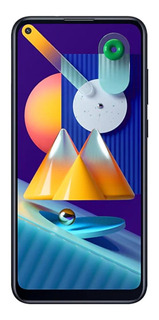 Samsung Galaxy M11 32 GB Negro 3 GB RAM