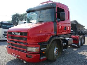 Scania T 124 360 6x2 1999