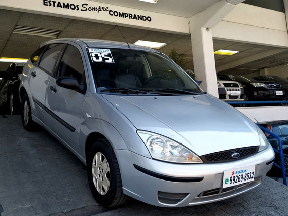 Ford Focus 2.0 Ghia 16v Gasolina 4p Manual 2005