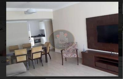 Apartamento Amplo De 3 Dormitórios Residencial Para Locação, Boqueirão, Santos. - Ap1612