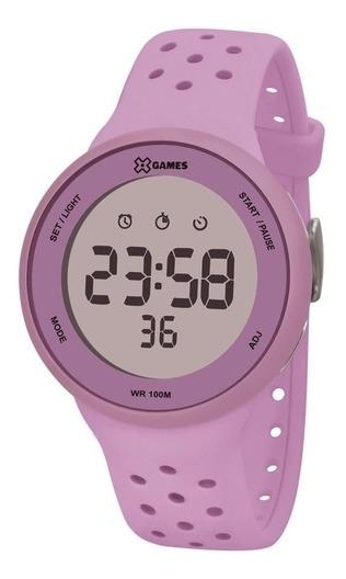 Relógio X Games Feminino Ref: Xfppd076 Lxlx Esportivo
