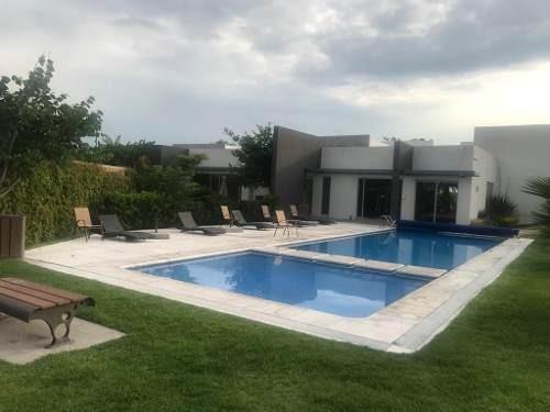 Sms/ Casa Amueblada En Santa Fe Juriquilla