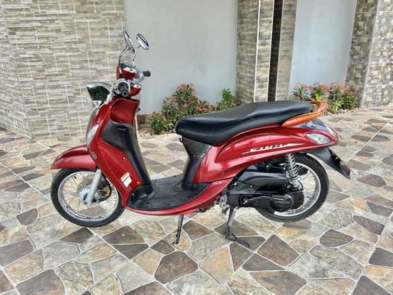 Yamaha Fino 2015