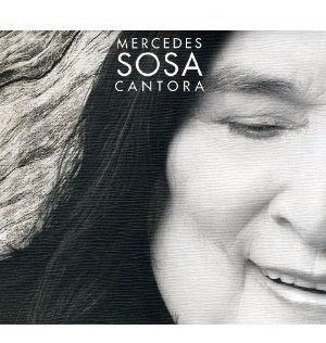 Mercedes Sosa Cantora 2 Cd + Dvd Nuevo En Stock