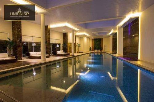 Apartamento Com 2 Dormitórios À Venda, 66 M² Por R$ 990.000,00 - Pinheiros - São Paulo/sp - Ap44127