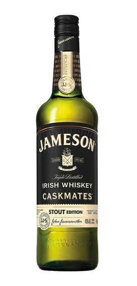 Jameson Caskmates Whisky Irlandés Botella De 750 Ml Stout