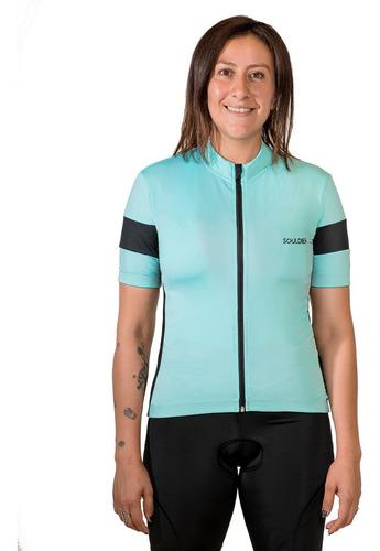 Jersey Ciclismo Dama Souldier Prime