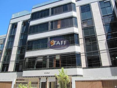 Cobertura Com 3 Dormitórios À Venda - Centro - Cabo Frio/rj - Co0142