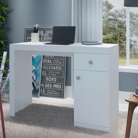 Mesa/escrivaninha Para Computador Bc 35 - Branco