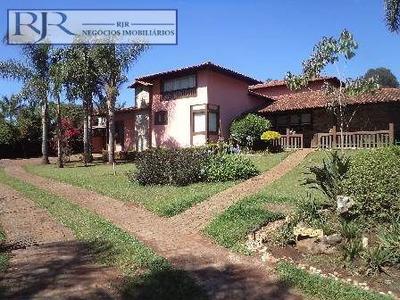 Casa Em Condomínio Com 6 Quartos Para Comprar No Condomínio Lagoa Do Miguelão Em Nova Lima/mg - 301