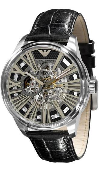 Relógio Emporio Armani Ar4629 Com Caixa Original