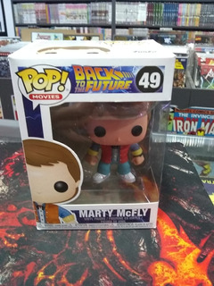 Funko Pop! Marty Mcfly # 49