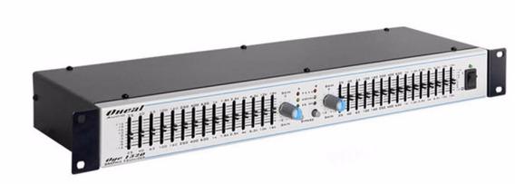 Equalizador Oneal 15 Bandas Estéreo Oge 1520 C/ Garantia