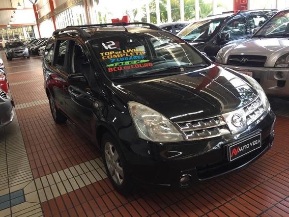 Nissan Grand Livina 1.8 Sl 7 Lugares Flex Aut. 5p