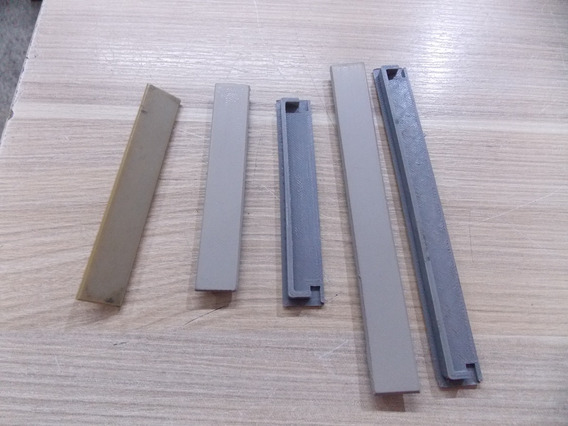 Gradiente Amplificador Model 366 Acabamento Lateral Novas