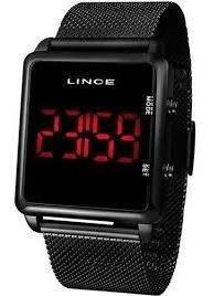 Relógio Lince Feminino Led Mdn4596l Pxpx