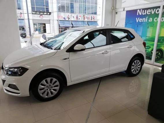 Volkswagen Nuevo Polo Trendline 0km 2020 Blanco Fisico