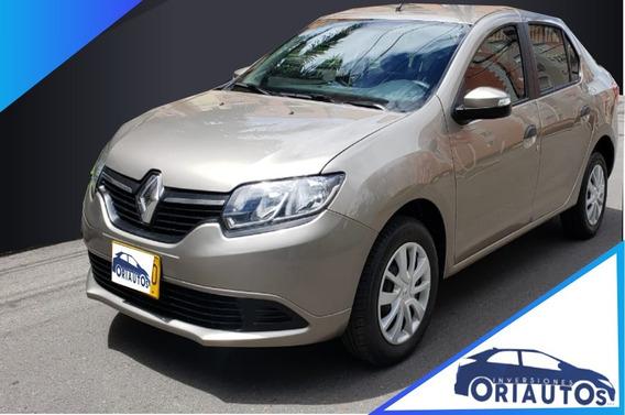 Renault Logan Expresión 1.6 Mt Fe