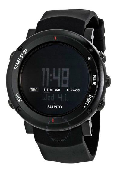 Relógio Suunto Core Alu Deep Altimetro Barometro Clima