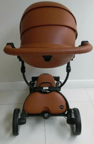 Cochecito Mima Xari En Camel Stroller