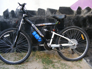 Bicicleta Halley Full Suspension R26 Acepto Permutas