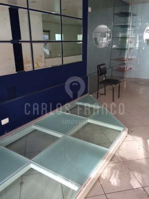 Moema Imovel Comercial Para Qualquer Tipo De Comercio. Clinica, Lanchonete, Padaria, Vidracaria - Cf14258