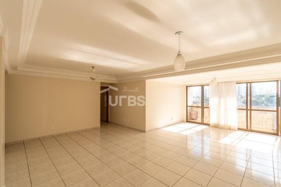 Apartamento Com 4 Dormitórios À Venda, 165 M² Por R$ 520.000 - Jardim América - Goiânia/go - Ap3019