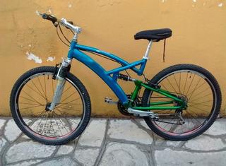 Bicicleta Mtb Downhill Doble Suspensión